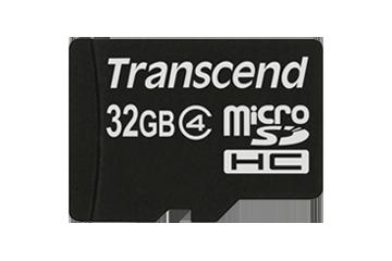 Memorias micro SD Clase 4