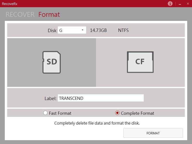 memory card repair software free download full version
